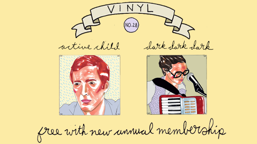 Featured : NOW AVAILABLE: Vinyl No. 28