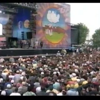 Aug 14, 1994 Woodstock 94 Saugerties, NY by The Justin Trio