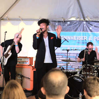 Mar 15, 2012 Outdoor Stage On Sixth Austin, TX by JC Brooks & the Uptown Sound