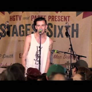 Mar 15, 2013 Stage On Sixth Austin, TX by The 1975