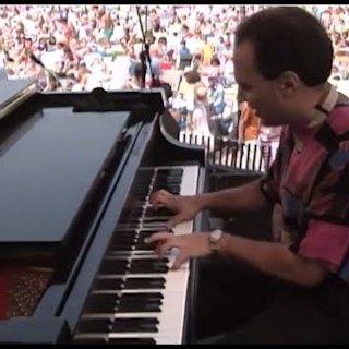Aug 18, 1991 Newport Jazz Festival Newport, RI by Michel Camilo