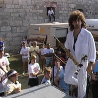 Aug 15, 1987 Newport Jazz Festival Newport, RI by Kenny G