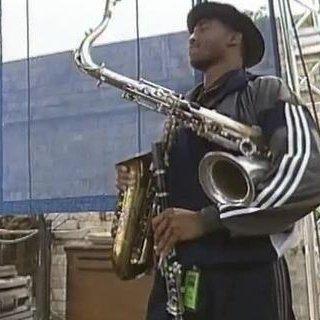 Aug 16, 1996 Newport Jazz Festival Newport, RI by James Carter