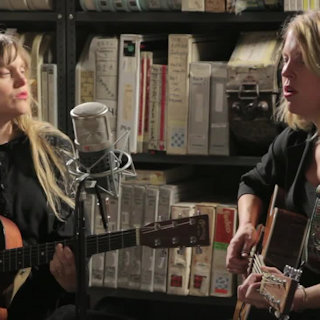 Jan 11, 2016 Paste Studios New York, New York by The Chapin Sisters