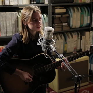 Jan 21, 2016 Paste Studios New York, New York by Julien Baker