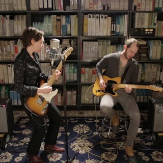 Feb 8, 2016 Paste Studios New York, New York by Mount Moriah