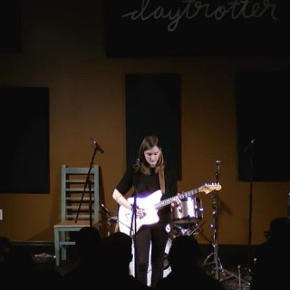 Feb 19, 2016 Daytrotter Davenport, IA by Liza Anne