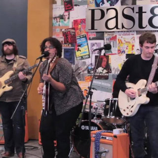 Nov 10, 2011 Paste Magazine Offices Decatur, GA by Alabama Shakes