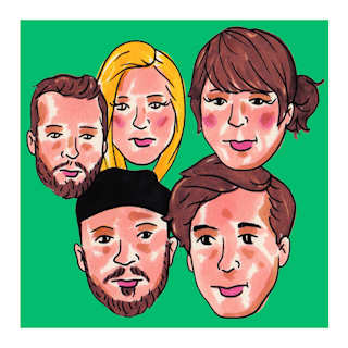 May 6, 2016 Daytrotter Studios Davenport, IA by The National Parks