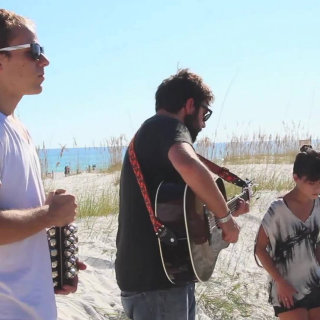 Oct 14, 2011 Deluna Fest Pensacola Beach, FL by Asobi Seksu