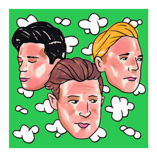 May 28, 2016 Daytrotter Studios Davenport, IA by Dreamers