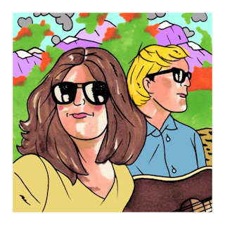 Jun 13, 2016 Daytrotter Studios Davenport, IA by Dead Winter Carpenters