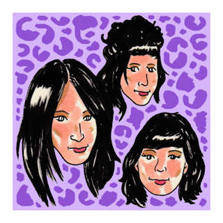 Jul 20, 2016 Daytrotter Studios Davenport, IA by The Coathangers
