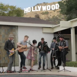 Apr 15, 2013 Hollywood Hills Home Los Angeles, CA by Skinny Lister
