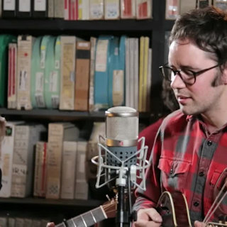 Nov 2, 2016 Paste Studios New York, New York by Mandolin Orange