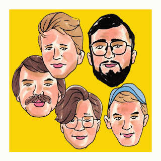 Nov 12, 2016 Daytrotter Studios Davenport, IA by General B And The Wiz