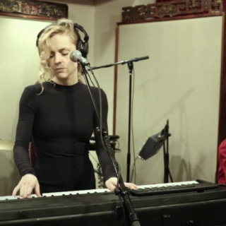 Dec 8, 2016 Cutting Room New York, NY by Agnes Obel