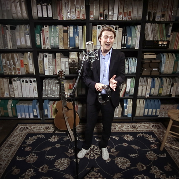 Feb 24, 2017 Paste Studios New York, New York by Eric Hutchinson