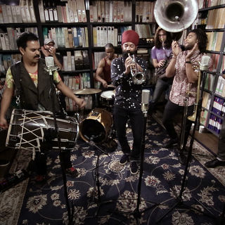 Mar 21, 2017 Paste Studios New York, New York by Red Baraat
