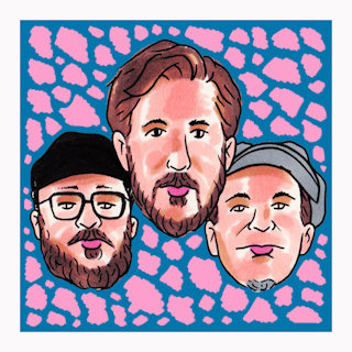 Apr 21, 2017 Daytrotter Studios Davenport, IA by Great Lake Swimmers