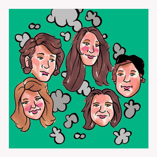 May 22, 2017 Daytrotter Studios Davenport, IA by Laurel & The Love-In