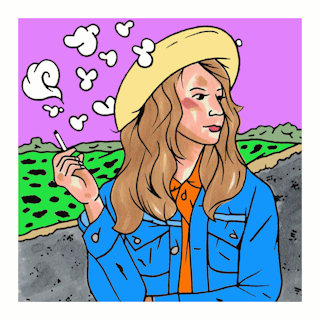 Oct 22, 2015 Daytrotter Studios Davenport, IA by Margo Price