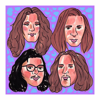 Leather Girls: Psych-Tinged Garage Rock