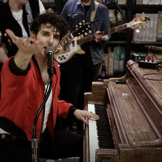 Jun 27, 2017 Paste Studios New York, New York by Low Cut Connie