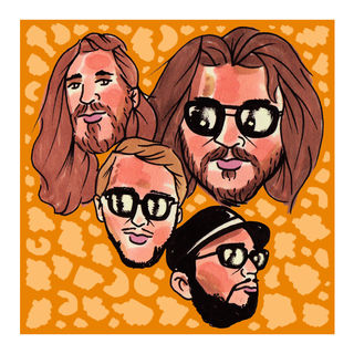 Jul 21, 2017 Daytrotter Studios Davenport, IA by Future Thieves