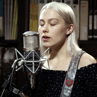 Jul 31, 2017 Paste Studios New York, New York by Phoebe Bridgers