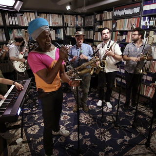 Sep 14, 2017 Paste Studios New York, New York by Antibalas