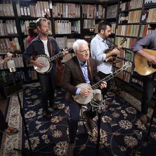 Sep 29, 2017 Paste Studios New York, New York by Steve Martin with the Steep Canyon Rangers