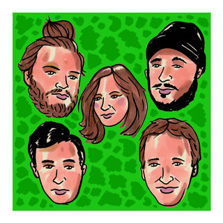 Jun 21, 2017 Daytrotter Studios Davenport, IA by Yonder Mountain String Band