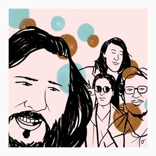 Dec 3, 2017 Daytrotter Studios Davenport, IA by Three Man Cannon