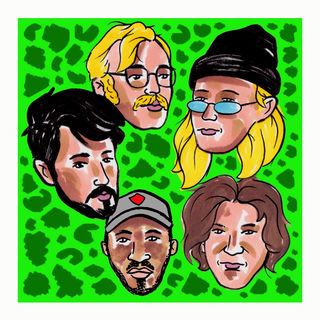Mar 20, 2018 Daytrotter Studios Davenport, IA by Hot Flash Heat Wave