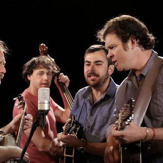 May 4, 2018 Paste Studios New York, New York by Steep Canyon Rangers