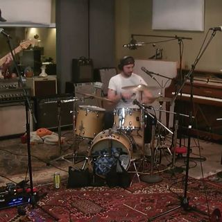 May 12, 2018 Daytrotter Studios Davenport, IA by Engine Summer