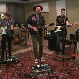 May 29, 2018 Daytrotter Studios Davenport, IA by Red Wanting Blue