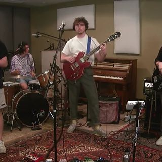 Jun 6, 2018 Daytrotter Studios Davenport, IA by In The Pines