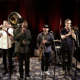 Jun 28, 2018 Paste Studios New York, New York by Lowdown Brass Band