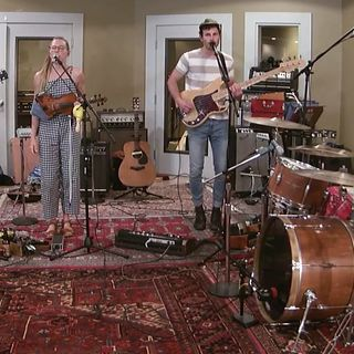 Aug 23, 2018 Daytrotter Studios Davenport, IA by River Whyless