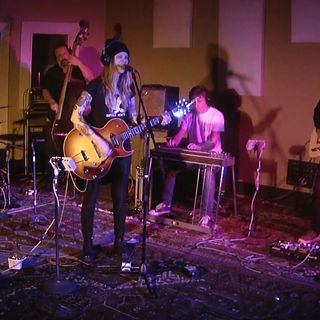Sep 10, 2018 Daytrotter Studios Davenport, IA by Sarah Shook and the Disarmers