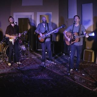 Oct 24, 2018 Daytrotter Studios Davenport, IA by Yonder Mountain String Band