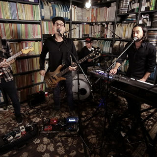 Oct 26, 2018 Paste Studios New York, New York by Particle