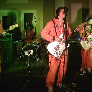 Oct 31, 2018 Daytrotter Studios Davenport, IA by Bud Bronson and the Good Timers