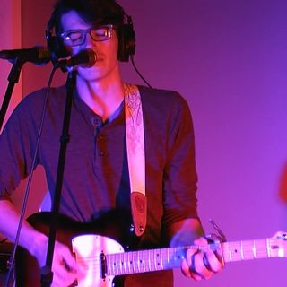 Nov 10, 2018 Daytrotter Studios Davenport, IA by Young Readers