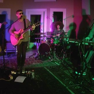 Dec 6, 2018 Daytrotter Studios Davenport, IA by Jon Wayne And The Pain