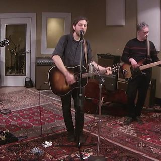 Feb 10, 2019 Daytrotter Studios Davenport, IA by Great Lake Swimmers
