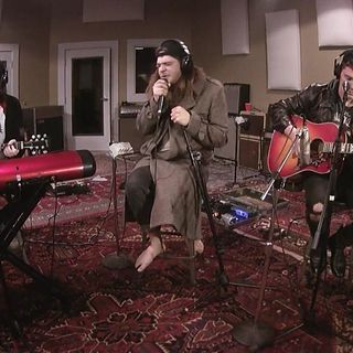 Mar 1, 2019 Daytrotter Studios Davenport, IA by The Glorious Sons