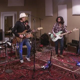 Mar 12, 2019 Daytrotter Studios Davenport, IA by Mike and the Moonpies